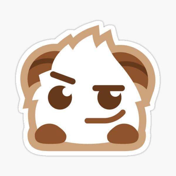 League of Legends Discord Emoji Pegatina