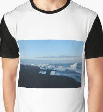 Ice Beach Graphic T-Shirt