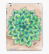 The Single Succulent iPad Case/Skin