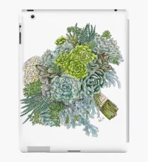 Succulent Obsession iPad Case/Skin
