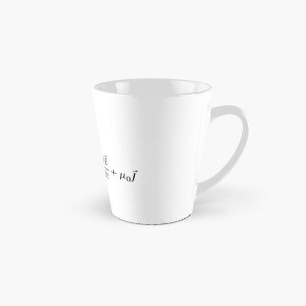 Maxwell's Equations Tall Mug