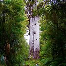 Lord of the Forest, Tane Mahuna by Barbara  Brown