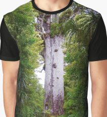 Lord of the Forest, Tane Mahuna Graphic T-Shirt