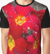 Paint Them Red Graphic T-Shirt