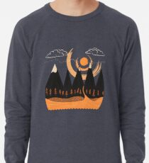 Sunny Mountain Pass Lightweight Sweatshirt