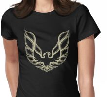 The Bandit's Trans Am Firebird Womens Fitted T-Shirt