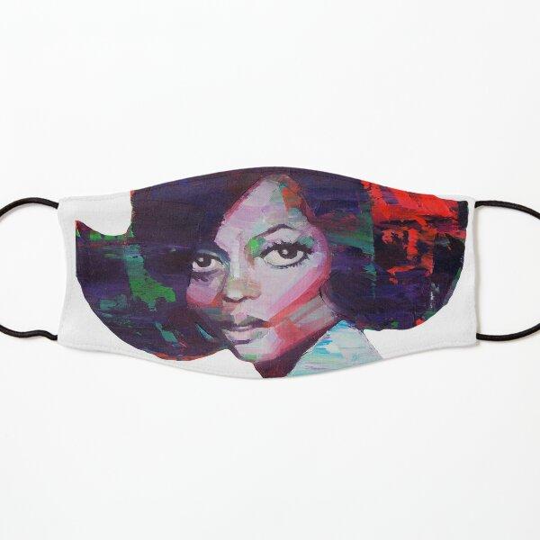 Diana Ross Digital Art Kids Mask