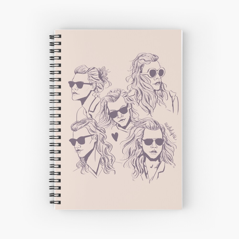 Nice sunglasses Spiral Notebook