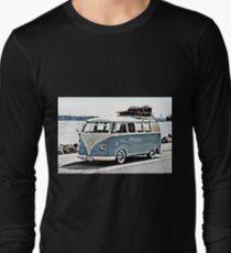 Pale Blue sea T-Shirt