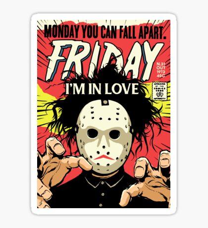 TFTS | Friday Sticker