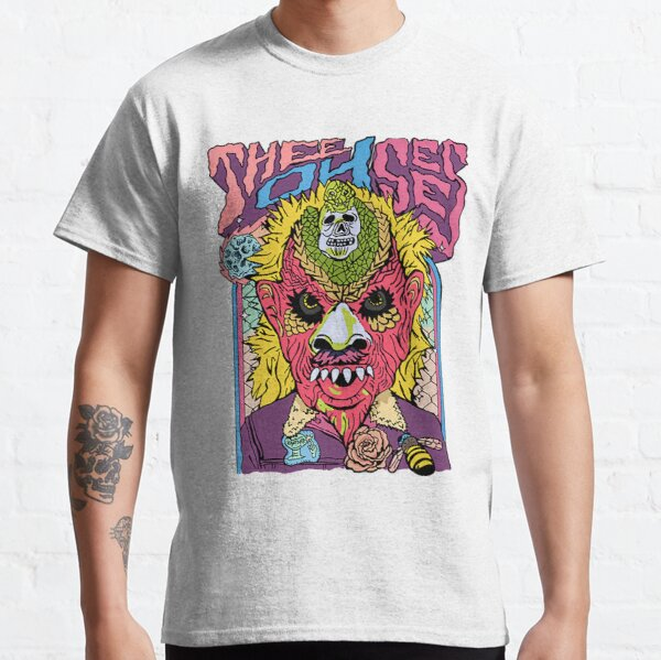 Thee Oh Sees T-ShirtThee Oh Sees Classic T-Shirt