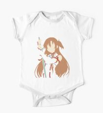 Asuna minimalist One Piece - Short Sleeve
