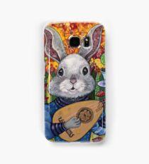 Minstrel Hare Samsung Galaxy Case/Skin