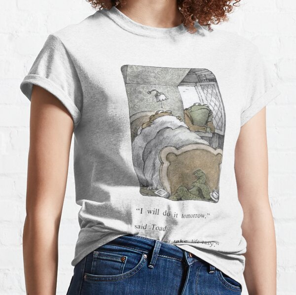 Frog and Toad Classic T-Shirt