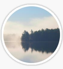 Lake Sticker