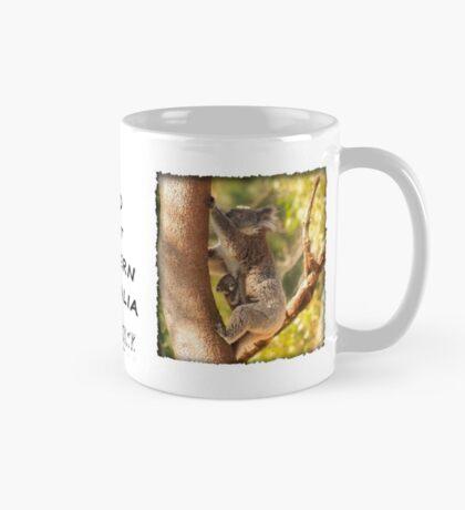Koala & Cub - MAD About Western Australia Mug
