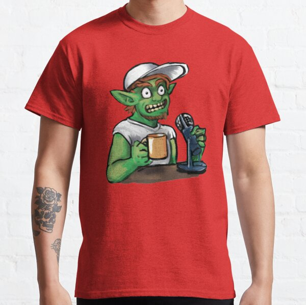 Podcast Goblin Classic T-Shirt