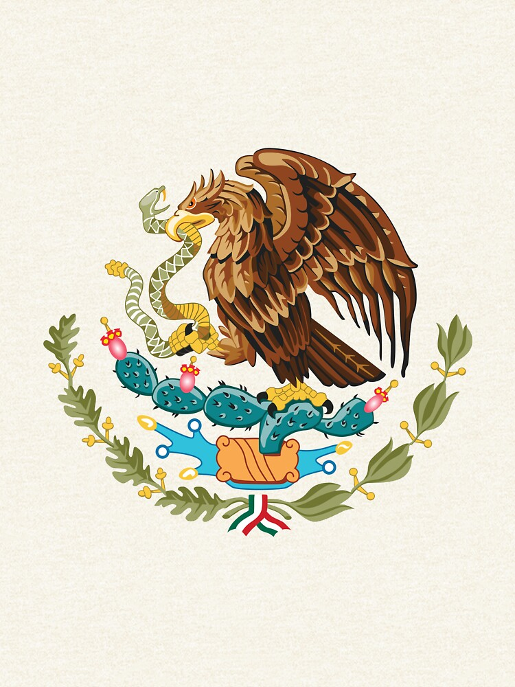 Mexico Coat of Arms by Technokrat