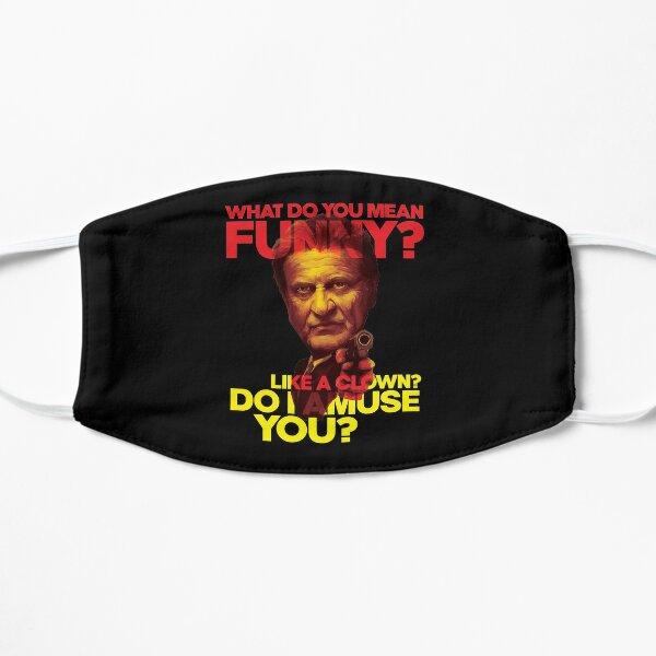 Do I Amuse You?, Digital Oil Paint Graphic Art  Flat Mask