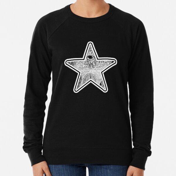 Castle Eye Star Lightweight Sweatshirt
