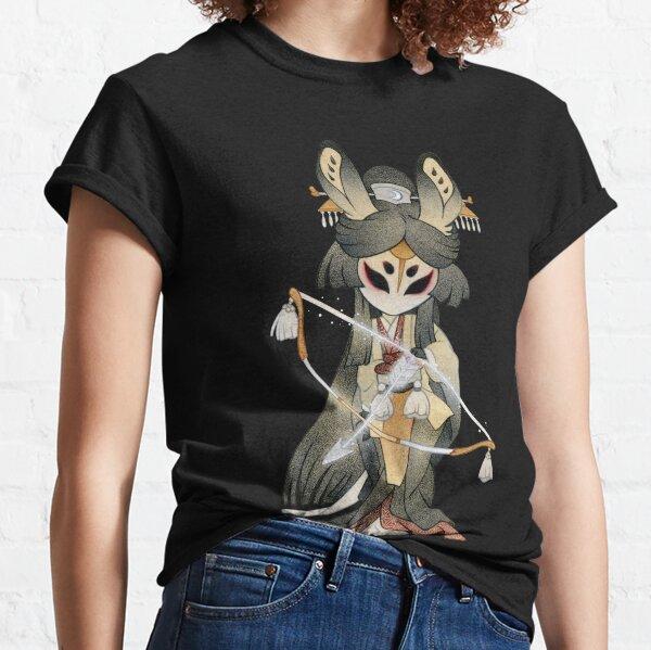 Tsuki no Usagi - Moon Rabbit TeaKitsune Classic T-Shirt