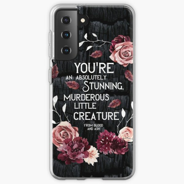 From Blood and Ash - Murderous Samsung Galaxy Soft Case