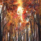 Timeless Trees by Linda Callaghan