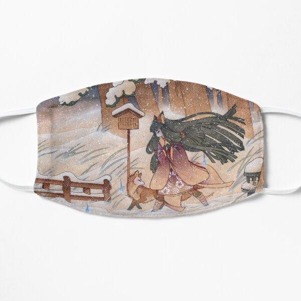 Blustery - Kitsune Yokai TeaKitsune Mask