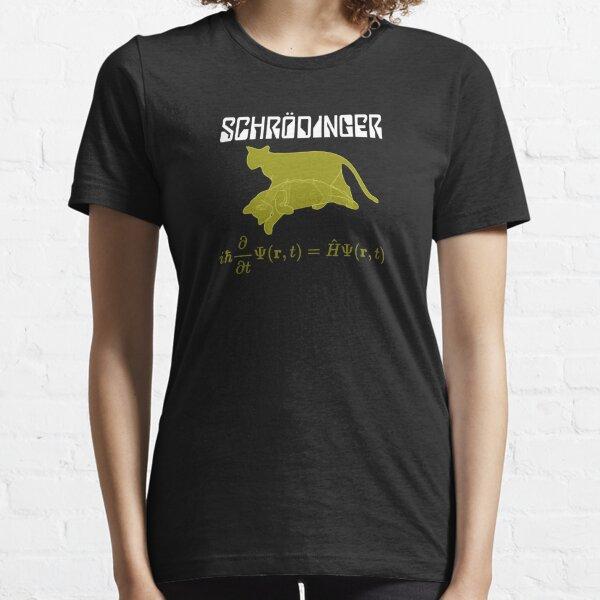 Copy of schrodinger equation Essential T-Shirt