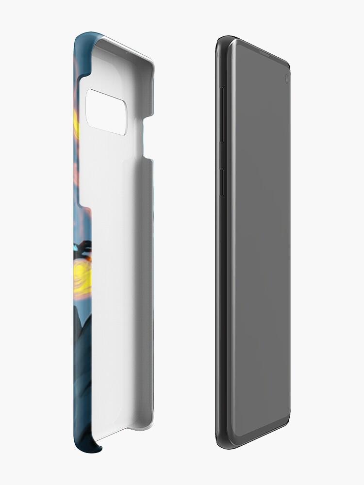 Alternative Ansicht von Der letzte Luftbender Hüllen & Klebefolien für Samsung Galaxy