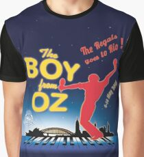 Regals - THE BOY FROM OZ - The Regals Goes To Rio - 2 Graphic T-Shirt