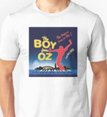 Regals - THE BOY FROM OZ - The Regals Goes To Rio - 1 Unisex T-Shirt
