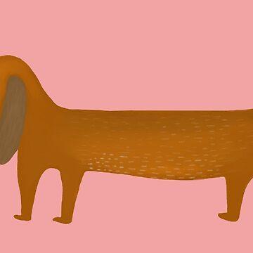 Woof! by aileenswansen