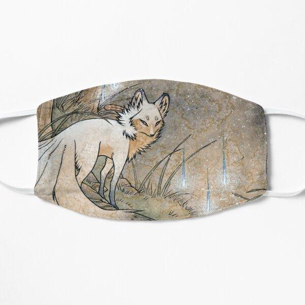 Fox & Wisps - TeaKitsune Fox Yokai Mask