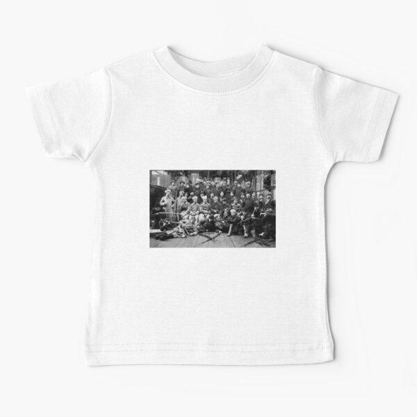 Отряд Красной гвардии перед отправкой на дутовский фронт. Урал. 13 марта 1918. Baby T-Shirt