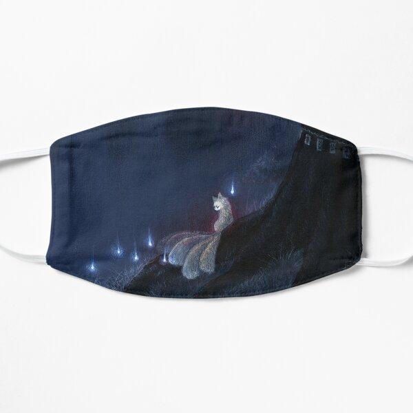 Forest Ghost - TeaKitsune Fox Yokai Flat Mask