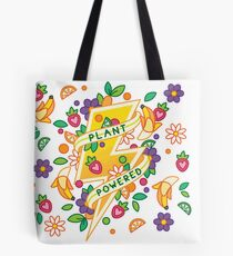 Plant Powered Tote Bag