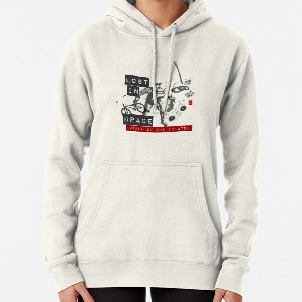 Fall of the idiots Pullover Hoodie