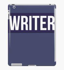 Writer Kevlar iPad Case/Skin