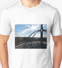 Top of Water Tower Sheepfold Unisex T-Shirt