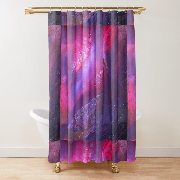 """Supernova"" Shower Curtain"