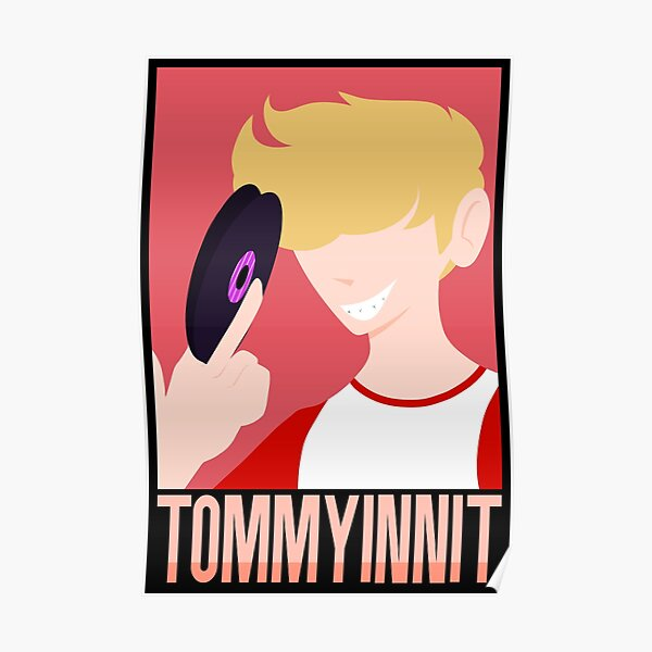 TommyInnit Poster Poster
