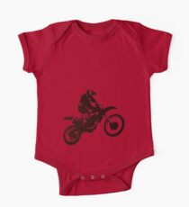 Motor X Silhouette Kids Clothes