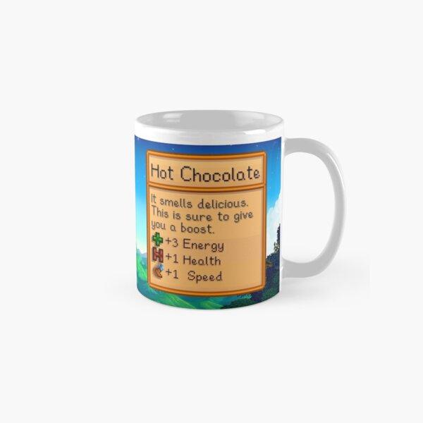 Stardew valley hot chocolate Classic Mug