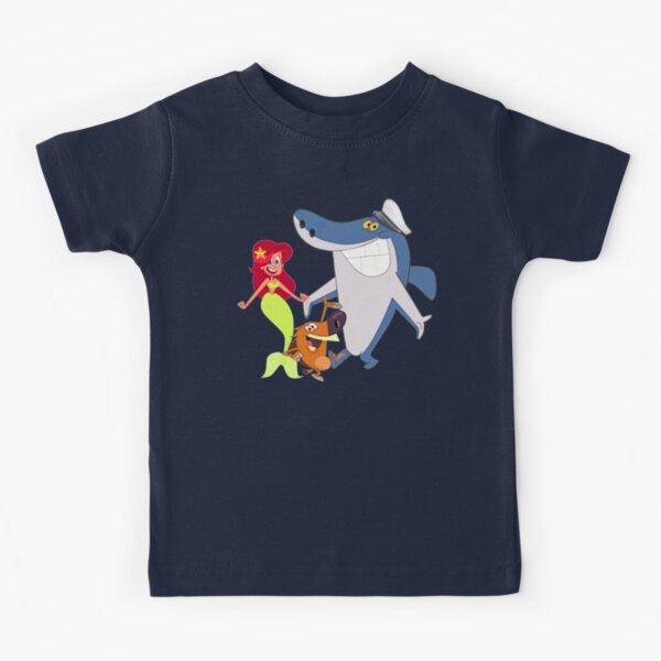 Zig and Sharko Marina Mermaid Kids T-Shirt