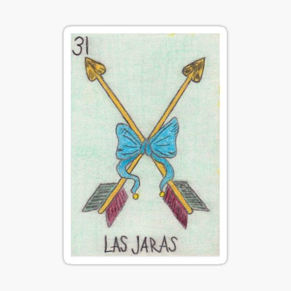 Las Jarras  Sticker