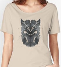 Blot Panther Women's Relaxed Fit T-Shirt