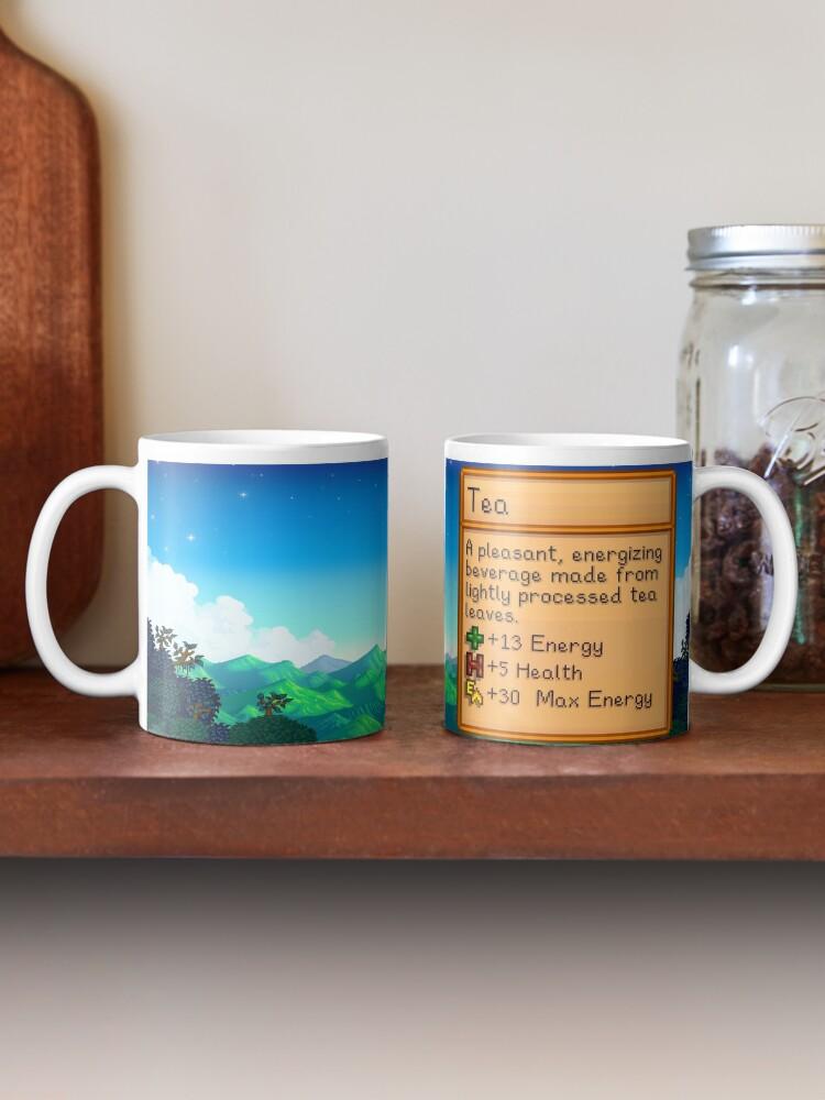 Alternate view of Stardew valley Tea mug Mug