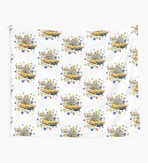 Renault Twingo design Wall Tapestry