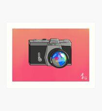Minolta Sniper Art Print